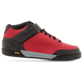 Giro Riddance Mid - Zapatillas Hombre - rojo/negro